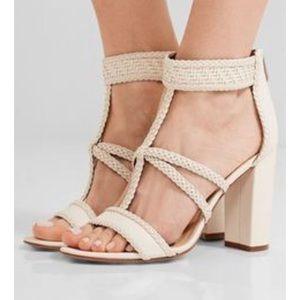 "Sam Edelman ""Yordana"" woven heels"